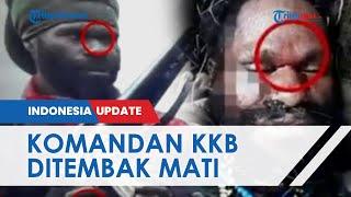 Anggota KKB yang Tembak Bharada Komang Ikut Tewas dalam Kontak Senjata dengan Tim Gabungan TNI