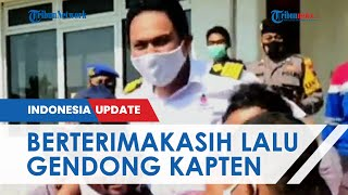 Ungkap Syukur Ditolong saat Kapal Meledak, 16 ABK Gendong Kapten Kapal MT Quuen Majesty: Makasih Kap