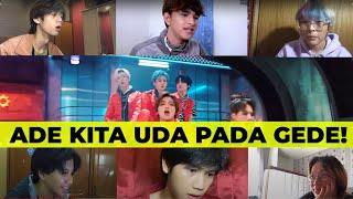 NCT DREAM 엔시티 드림 'Ridin'' MV REACTION VIRTUAL I KAYA NONTON ADE SNDIRI GEDE!