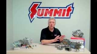 Carburetor Main Jet Tuning - Summit Racing Quick Flicks
