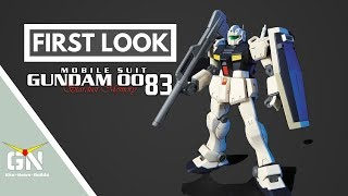 First Look: HG 1/144 GM Type C