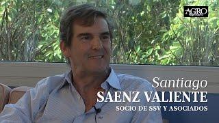 Santiago Saenz Valiente - Quién es Quién en Comunicándonos en Diario Agroempresario