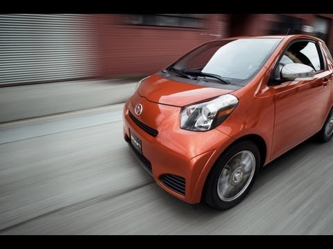 2012 Scion IQ Road Test Review Video