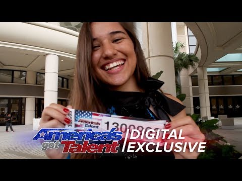 The Excitement of AGT Auditions Orlando - America's Got Talent 2017