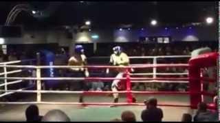 Alex Simon vs. Mono Uepi  |  Massive Head Knockout