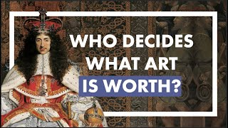 Who decides what art is worth?