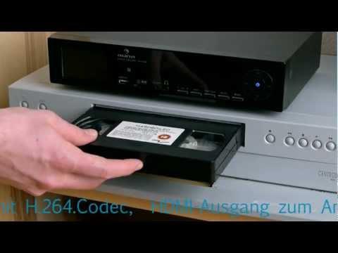 Auna Videoguru Videorecorder USB SD