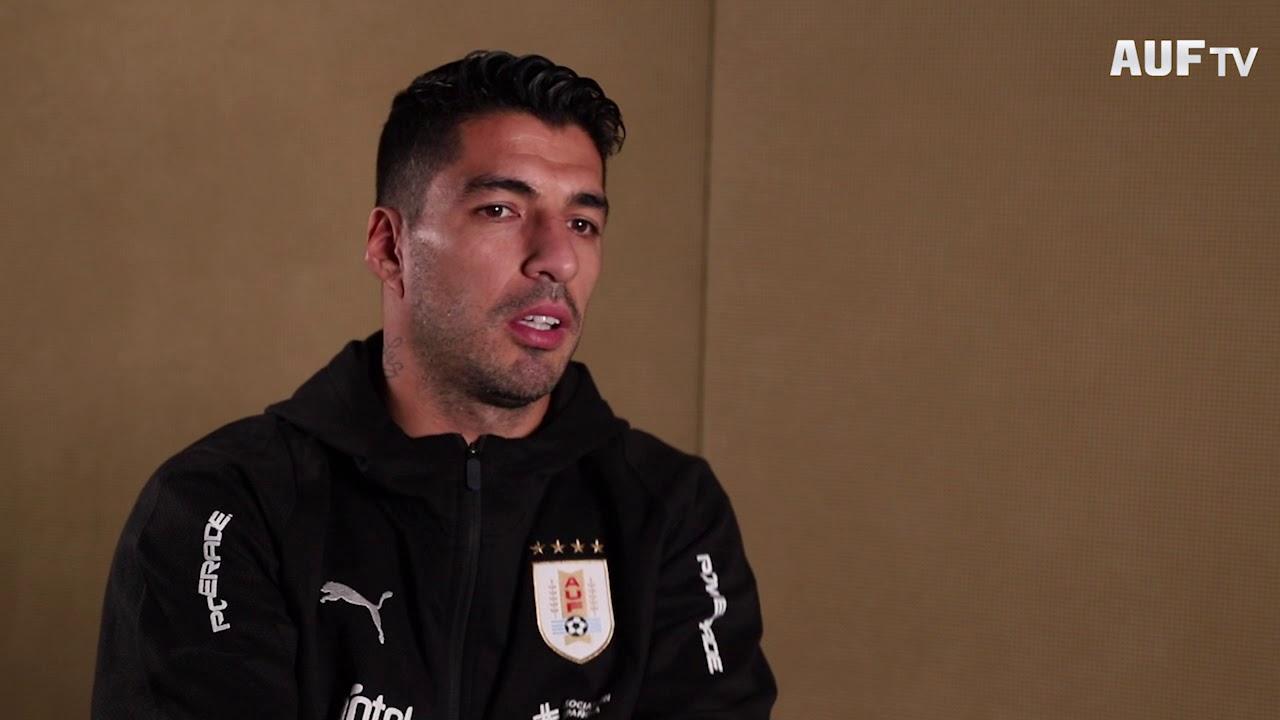 Entrevista a Luis Suárez (Noviembre 2019)