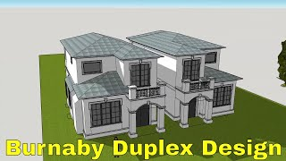 Burnaby North Duplex