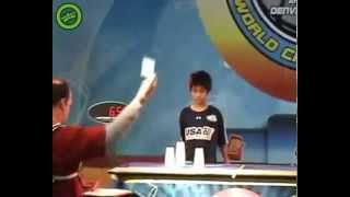 Amazing Kid Fastest In The World.flv