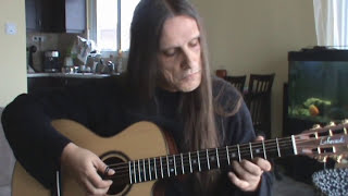 When The Smoke Is Going Down  -  Fingerstyle