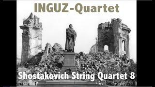Shostakovich - String Quartet No.8