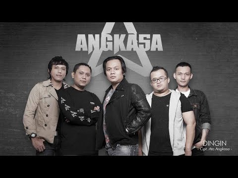 Single DINGIN ANGKASA Band Putar Serentak Di Puluhan Radio Tanah Air