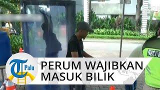 Langkah Antisipasi di Perumahan Jakarta Garden City, Diwajibkan Masuk Bilik Sterilisasi