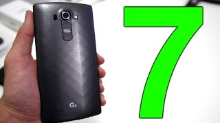 7 Reasons to Buy the LG G4!