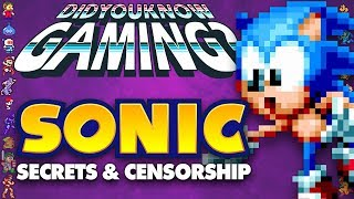Download Youtube: Sonic Secrets and Censorship - Did You Know Gaming? Feat. Greg