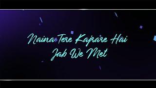 Aaoge Jab Tum O Sajna(Jab We Met)Song Lyrics   - YouTube