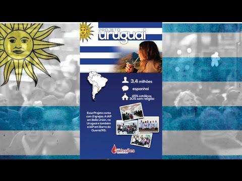 MOMENTO MISSIONÁRIO: ORE PELO URUGUAI E BARRA DO QUARAÍ