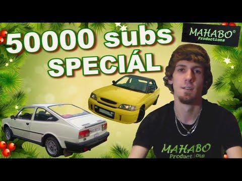 Speciál za 50000 subs ➤ Craftyho Auta, Statistiky, Setkání s Craftym!