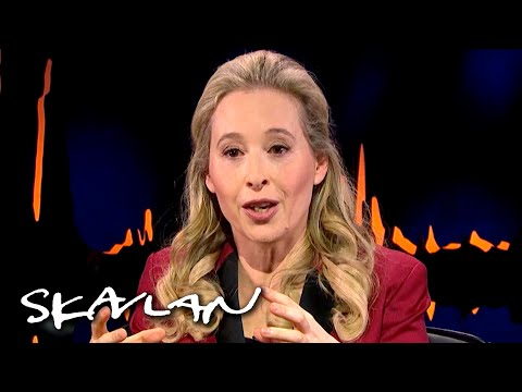– Loneliness as dangerous as smoking 15 cigarettes a day | Noreena Hertz | SVT/TV 2/Skavlan