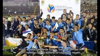 Notizie calde: Al via il Sudamericano Sub 20: i talenti del futuro in passerella