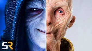 Star Wars 9 Theory: Snoke Was Actually Palpatine All Along
