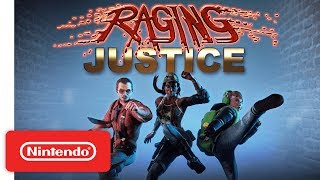 Picture of a game: Raging Justice