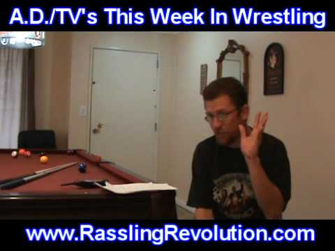 """""""This Week In Wrestling"""" Episode 3 Part 2 of 4 A.D./TV (With FNTrueWrestling)"""