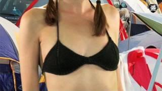 How to Knit a Bikini Top, Threadbanger