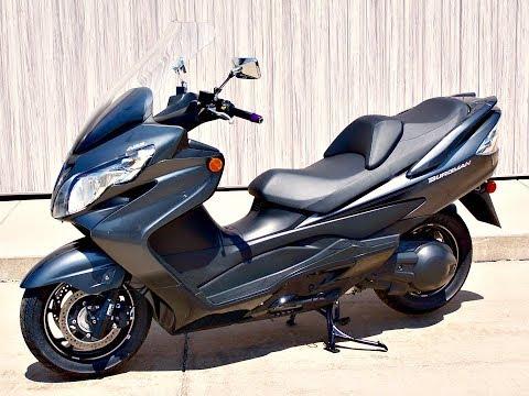 2012 Suzuki Burgman™ 400 ABS in Erie, Pennsylvania