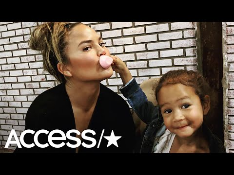 Chrissy Teigen's Daughter Luna Describing Her Boyfriend Is The Cutest Thing You'll See Today