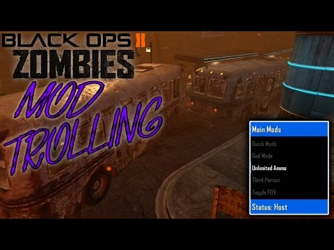 Black ops 2 Zombie Mod Trolling