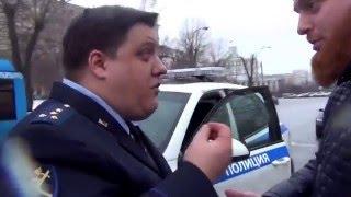 Прикол полицейский с рублевки