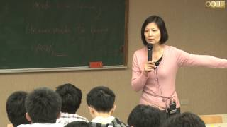 Lec06 英語語法的溝通功能 第六週課程