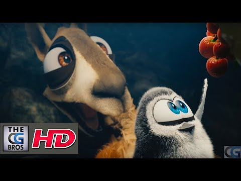 "CGI 3D Animated Short ""Caminandes 3"" – by Blender Foundation"