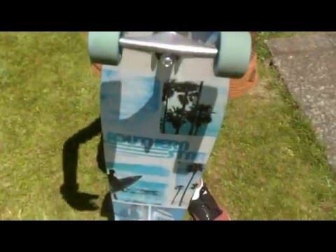 Longboard review: koston and southern star