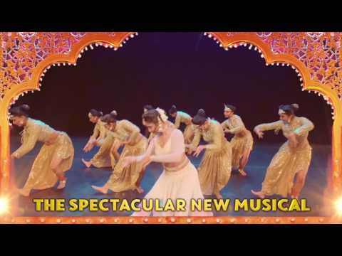 Taj Express- The Bollywood Musical Live! London Premier at The Peacock Theatre (видео)