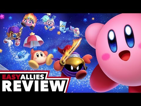 YouTubeKirby Star Allies - Easy Allies Review - YouTube video thumbnail