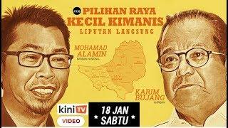 LIVE: Keputusan Pilihan Raya Kecil (PRK) Parlimen Kimanis