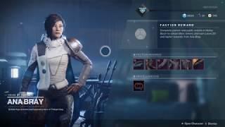 "Destiny 2, Warmind - ""Visit Ana Bray in the Futurescape"""