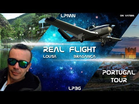 Lovely morning to fly   Lousã - Bragança - Porto   Beechcraft V35 Bonanza   PORTUGAL TOUR