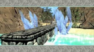 PS3『大神 絶景版(HDリマスター)』プレイ映像「大神降ろし(両島原)」