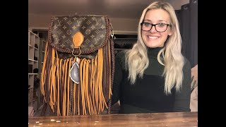 Vintage Boho Bag Louis Vuitton Review Noelle DeMartini