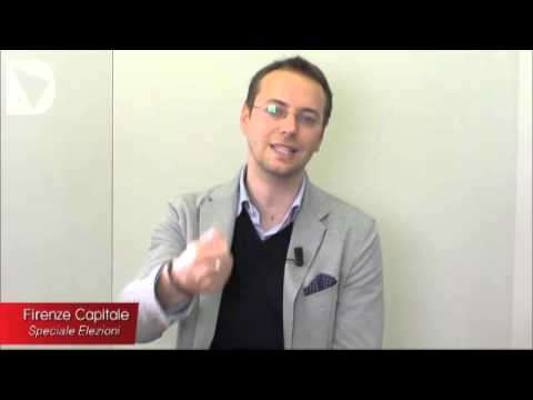 Firenze capitale - speciale elezioni - interviste ai candidati al consiglio comunale per le amministrative di Firenze 2014.