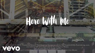 <b>Tim Hughes</b>  Here With Me Official Lyric Video POCKETFUL OF FAITH