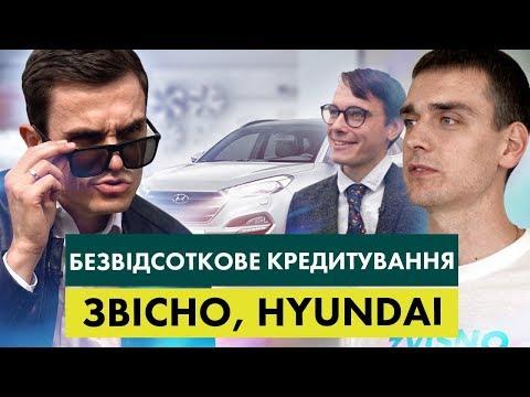 Вигідне автокредитування в Ощадбанку   Hyundai в кредит під 0%