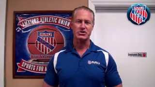 How to register for AAU sports