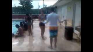 preview picture of video 'MATTHEW VACILANDO EN Las Villas de Punta Guilarte Arroyo'