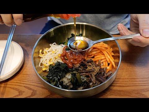 매달 1톤이상 팔리는 보리밥, 인천 봄이보리밥 / traditional and classic korean food – barley rice