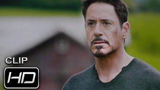 Avengers Age Of Ultron  Clip Filtrado  Conflicto  Subtitulado Español  HD